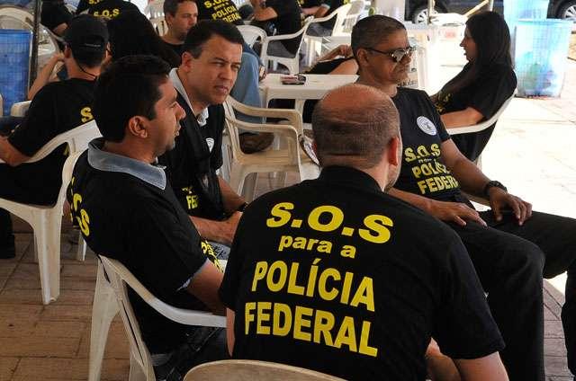 Policiais federais rejeitam proposta do governo para evitar greve