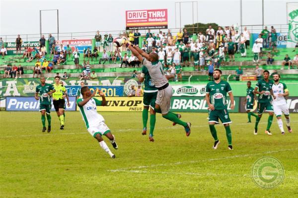 Com gol de estreante, Rio Verde vence Goiás que chega a segunda derrota consecutiva