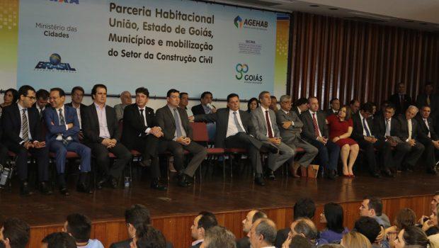 Goiás é primeiro estado atendido após ampliação do Minha Casa, Minha Vida