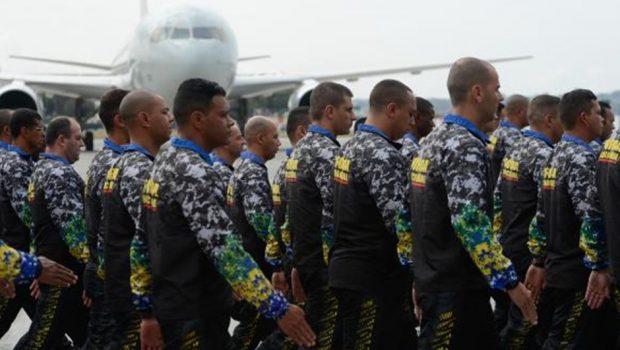 Militares desembarcam no Espírito Santo nesta 2ª; ministro fala em 51 assassinatos