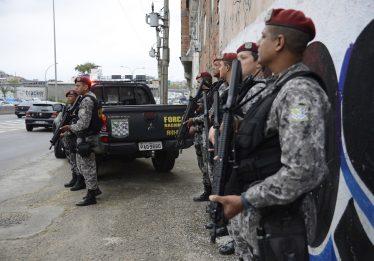Força Nacional tem operações prorrogadas em quatro estados