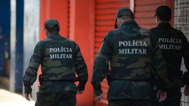 Governo do Espírito Santo inicia processo de demissão de 161 PMs