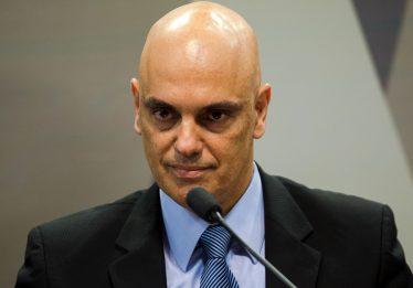 Senado aprova nome de Alexandre de Moraes para o STF