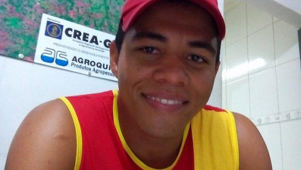 Bombeiro é esfaqueado por pichador na cidade de Goiás