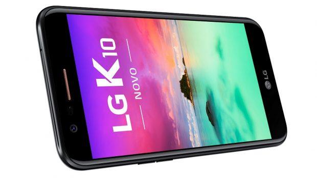 EXCLUSIVO: Nova linha de celulares LG K chegou à Goiânia