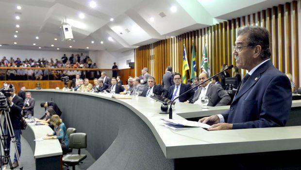 Deputados estaduais retomam trabalho na Assembleia Legislativa