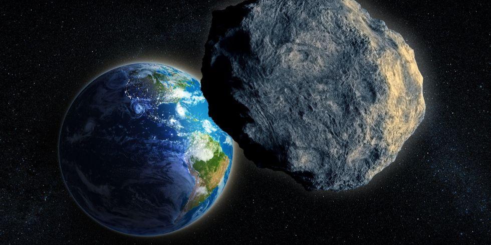 Asteroide gigante passará perto da Terra neste domingo