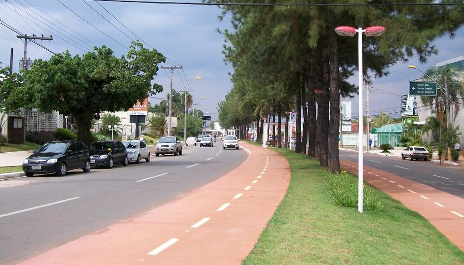 Alameda Ricardo Paranhos se transforma em vitrine do mercado imobiliário de Goiânia