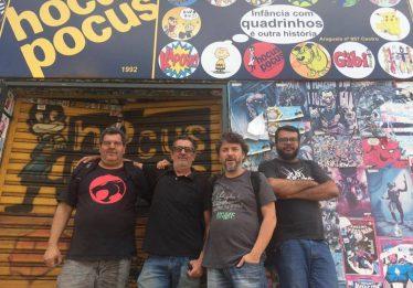Hocus Pocus promove a 15ª edição do Ocupem as Ruas