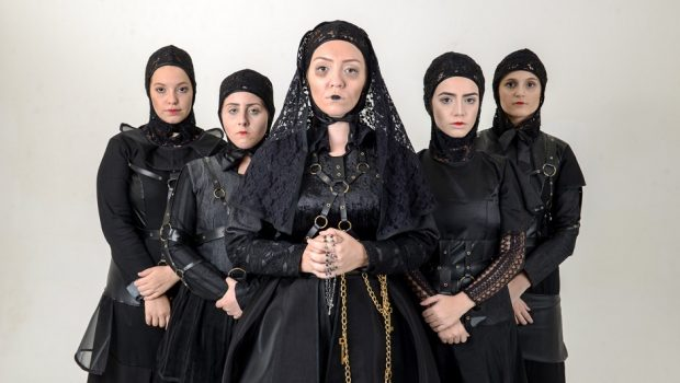 A Casa de Bernarda Alba estreia no Teatro Goiânia