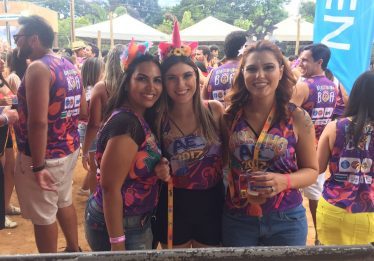 Blocos animam o pré-carnaval de Goiânia