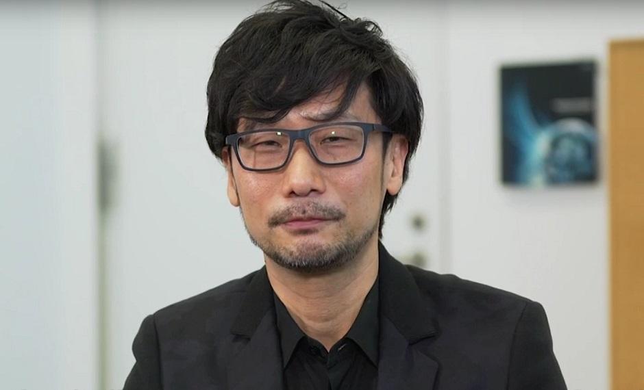 """Kojima: """"nunca desista de criar"""""""