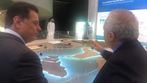 Investidores dos Emirados Árabes demonstram confiança a Marconi na recuperação da economia brasileira