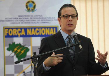 Marconi anuncia novo secretário de Segurança Pública de Goiás