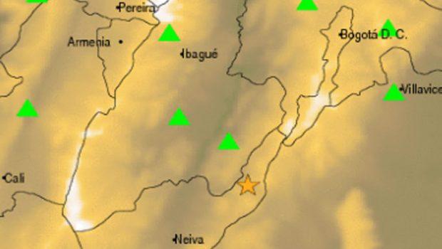 Terremoto de 5,7 graus atinge várias cidades na Colômbia