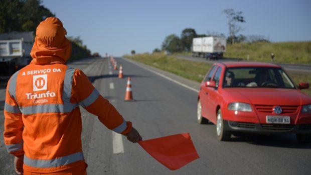 Concessionária realiza ações durante o Carnaval nas rodovias goianas