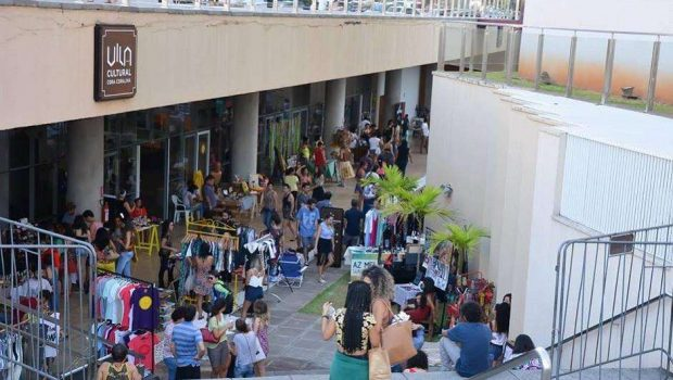 Mercado das Coisas comemora um ano com edição de Carnaval