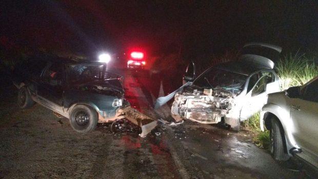 Quatro pessoas morrem em dois acidentes entre Mossamedes e Goiás