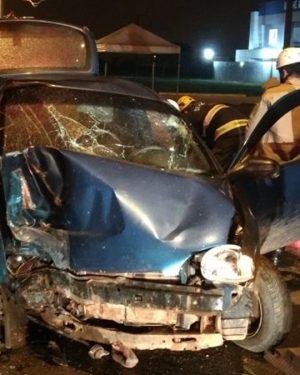 Jovem de 18 anos morre em acidente na Avenida Rio Verde, no Setor Faiçalville
