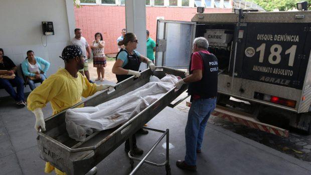 Em 7 dias, mortes no Espírito Santo superam todo fevereiro de 2016