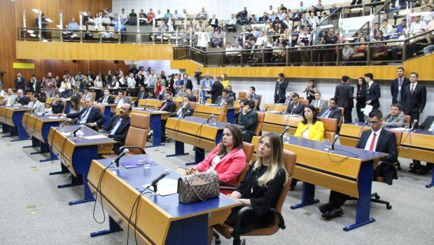 Emenda propõe redução do recesso legislativo de 45 para 30 dias