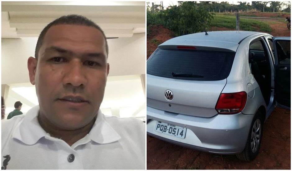 Carro de suspeito de matar Ana Clara é localizado pela polícia próximo ao local do crime