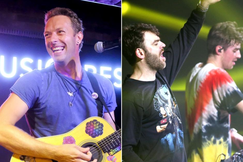 """""""Something Just Like This"""": Coldplay lança música em parceria com The Chainsmokers"""