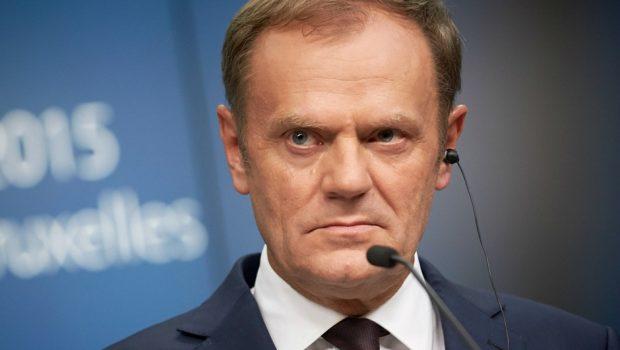 Polônia vai se opor à reeleição do polonês Tusk como chefe do Conselho Europeu