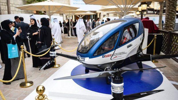 Drone de transporte de passageiros deve começar a voar em julho
