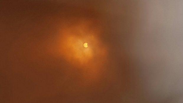 Eclipse solar pode ser visto em Goiás