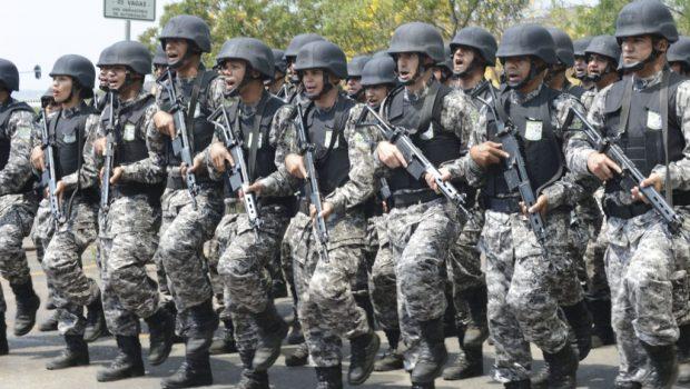 Espírito Santo pede aumento no número de agentes da Força Nacional e promete punir PMs