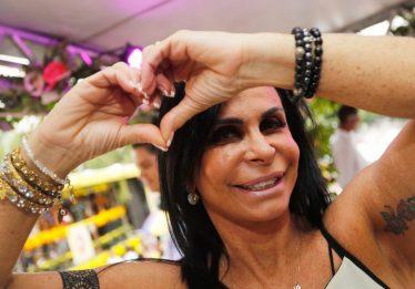 Gretchen fará reality show e mostrará intimidade da família