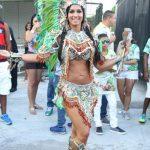 Império Serrano: Milena Nogueira