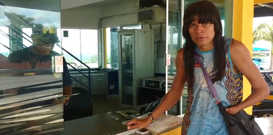 Motorista de ônibus rebate versão apresentada por indígena abandonado durante viagem