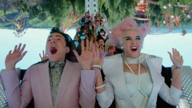"""Katy Perry critica sociedade em clipe de """"Chained To The Rhythm"""""""
