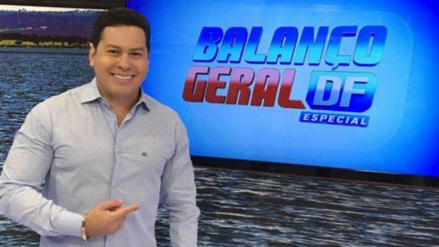 Silvio Santos pode usar Marcão do Povo para apresentar jornal na hora do 'Balanço Geral'
