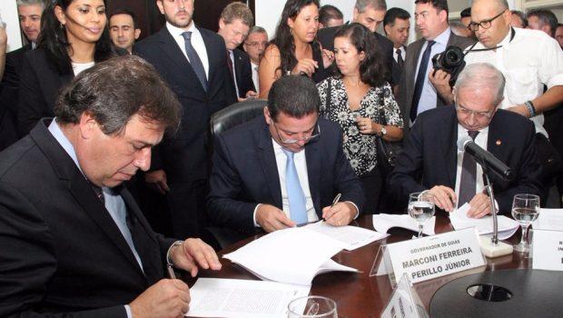 Governo de Goiás e Enel Brasil selam privatização da Celg