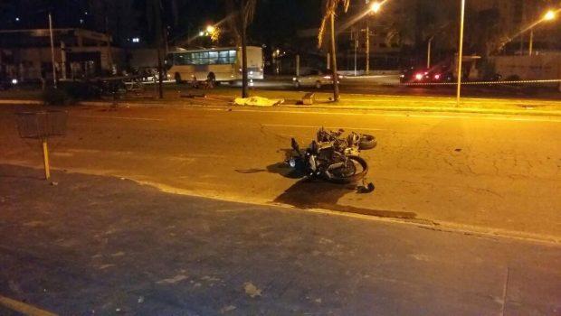 Jovem perde controle de moto e morre em acidente no Setor Oeste, em Goiânia