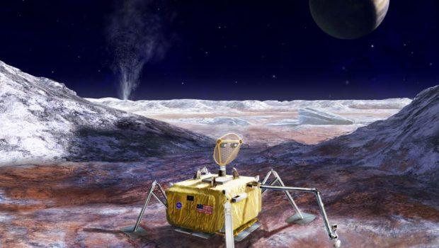 Nasa vai enviar sonda para lua Europa
