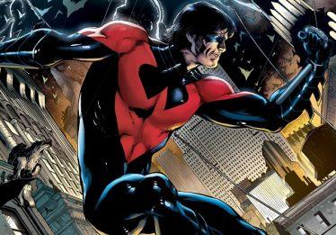 Asa Noturna pode ser próximo super-herói com um filme
