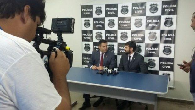 Polícia Civil cumpre mais oito mandados em Goiatuba
