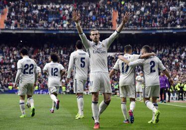 Bale retorna após três meses, marca um gol e Real Madrid vence Espanyol por 2 a 0