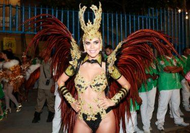 Conheça as Rainhas de Bateria das escolas de São Paulo: