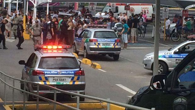 Segurança do Carrefour é preso após tiroteio que deixou um morto e dois feridos