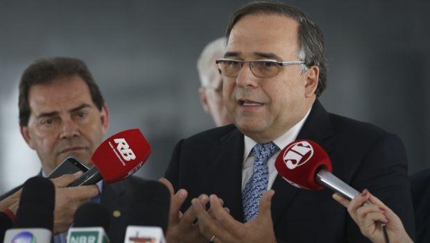 Sandro Mabel deixa cargo no Palácio do Planalto