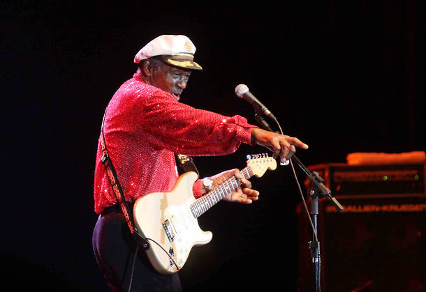 Morre Chuck Berry, lenda do rock and roll, aos 90 anos