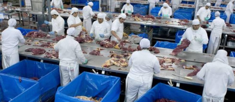 Vigilância recolhe carnes em supermercados no Rio