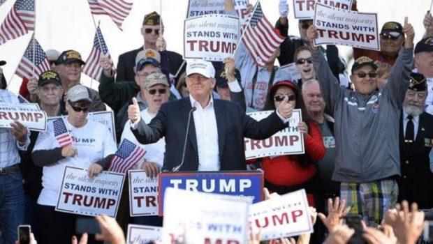 """Trump diz que """"atendeu a pedido da população"""" com medidas sobre imigração"""
