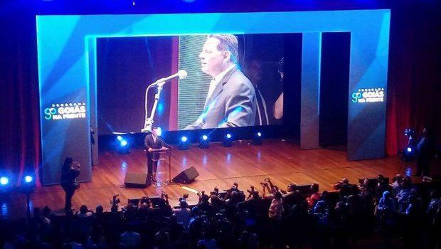 Marconi lança programa que prevê mais de R$ 9 bilhões em investimentos