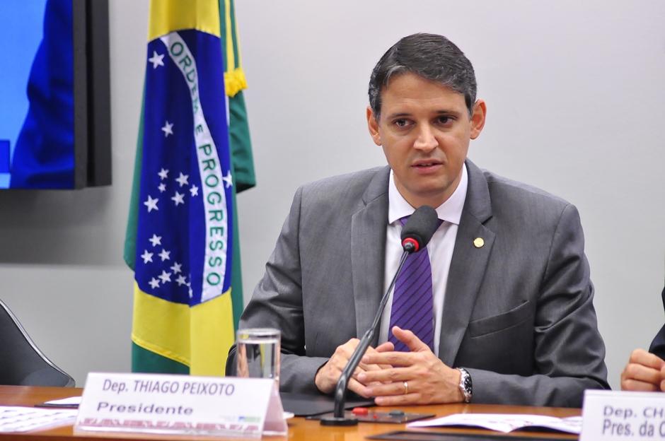 Thiago Peixoto assume Comissão de Cultura na Câmara dos Deputados